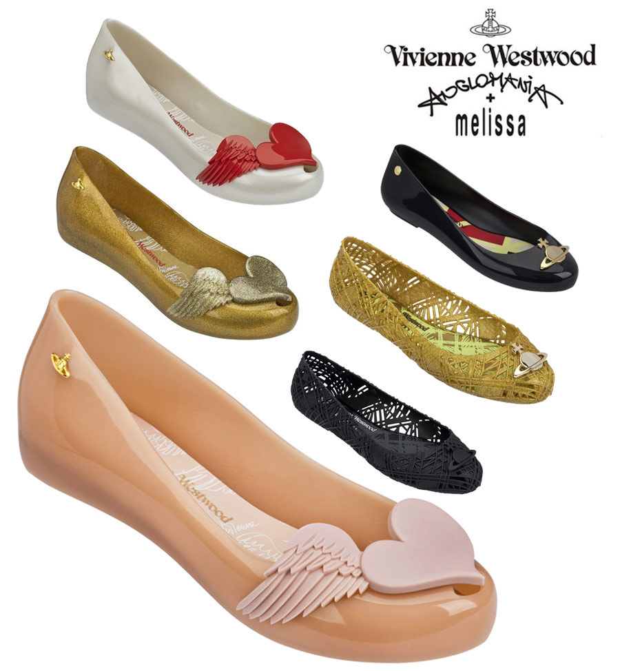 Melissa Brand Rubber Shoes