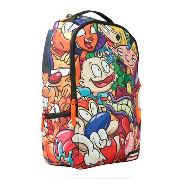 Sprayground Nickelodeon 90's Pileup Backpack