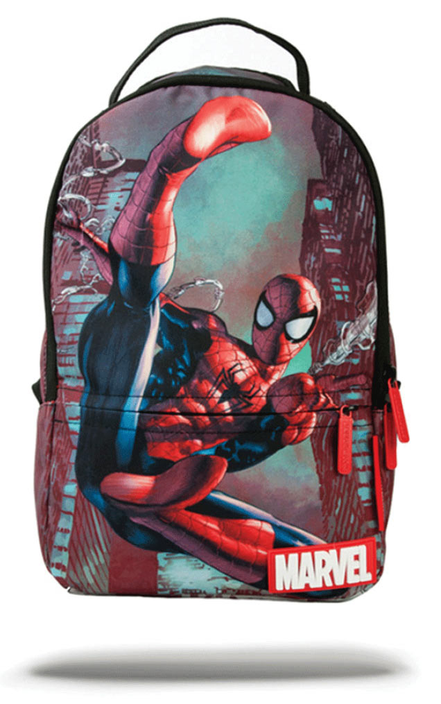 Sprayground MINI MARVEL SPIDEY KICK