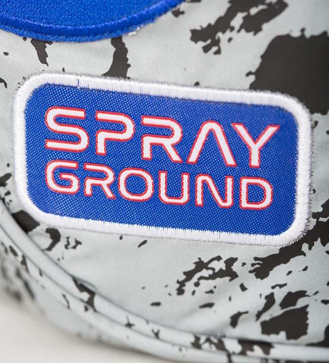 Sprayground NASA 3M SPACE EXPLORER MOON SHARK DLXX