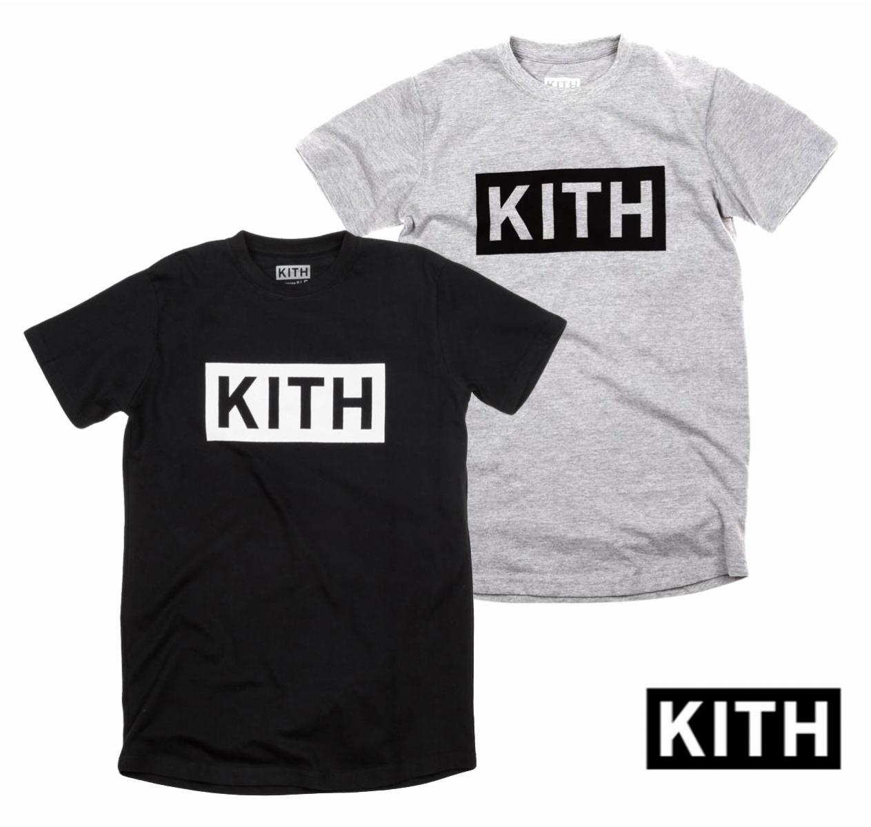 Kith Classics Logo Tee