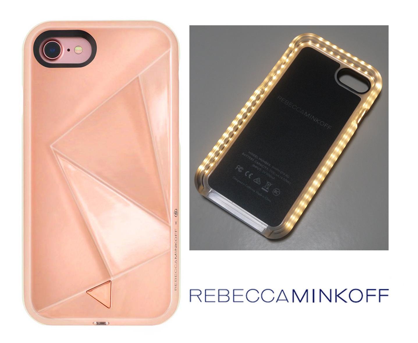wholesale dealer cb960 d9bcd Rebecca Minkoff Glow Selfie Case RMIPH-014