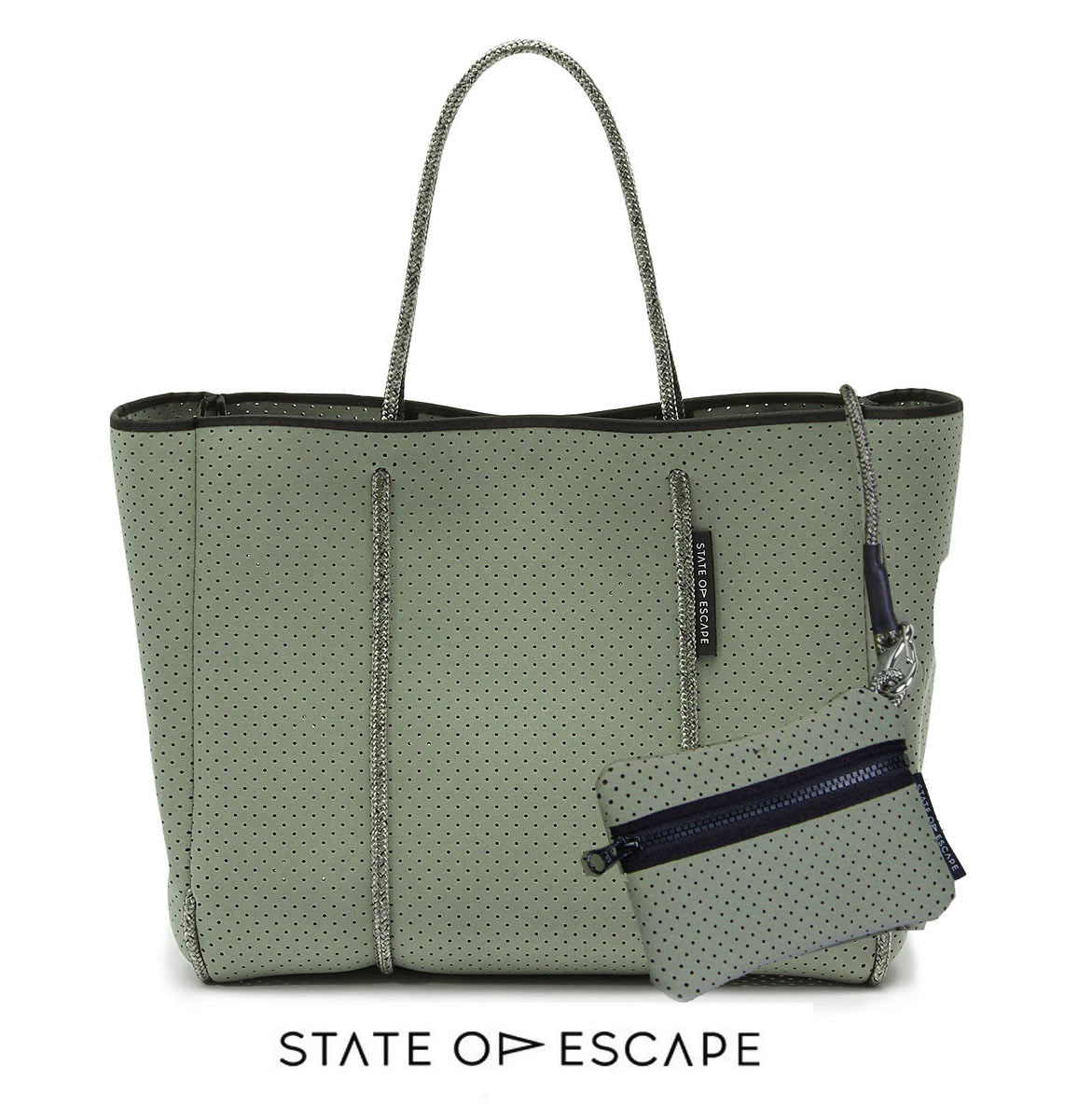 1b62c66a1d56 送料無料! State of Escape(ステイトオブエスケープ)Sage Green/セージグリーン