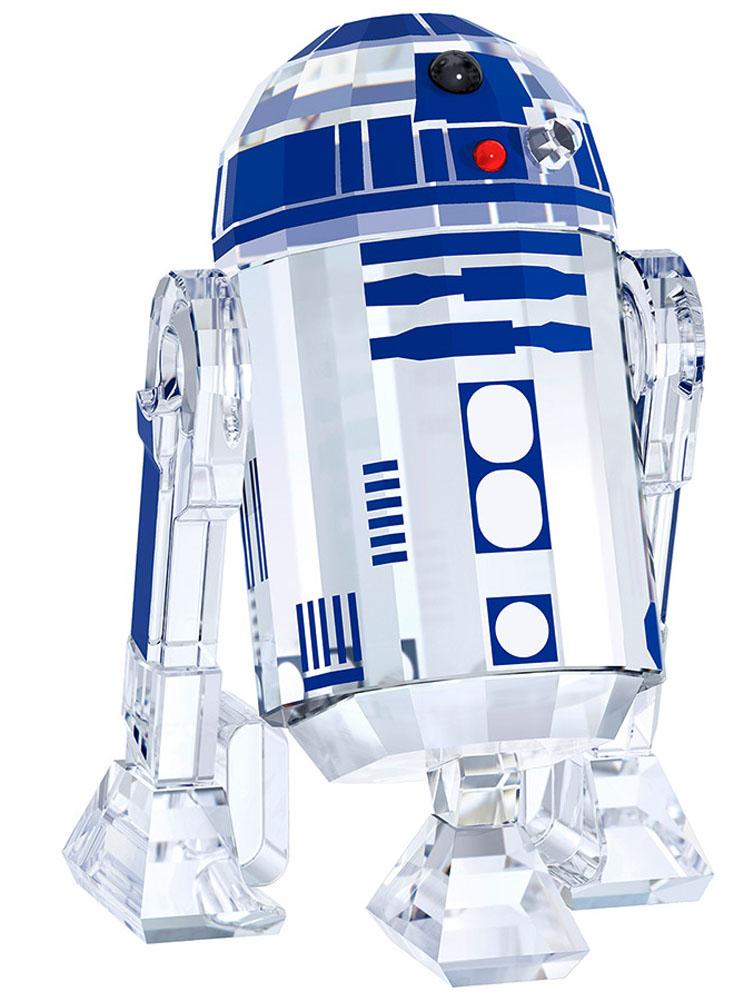 本物保証!  スワロフスキー(SWAROVSKI)スターウォーズ R2-D2/フォースの覚醒/Star Wars R2-D2/クリスタルオブジェ/スワロフスキー社製置物【正規品】【あす楽対応_関東】【あす楽_土曜営業】02P28Sep16【送料無料】, いつもアンのお花屋さん 99dbc1a5