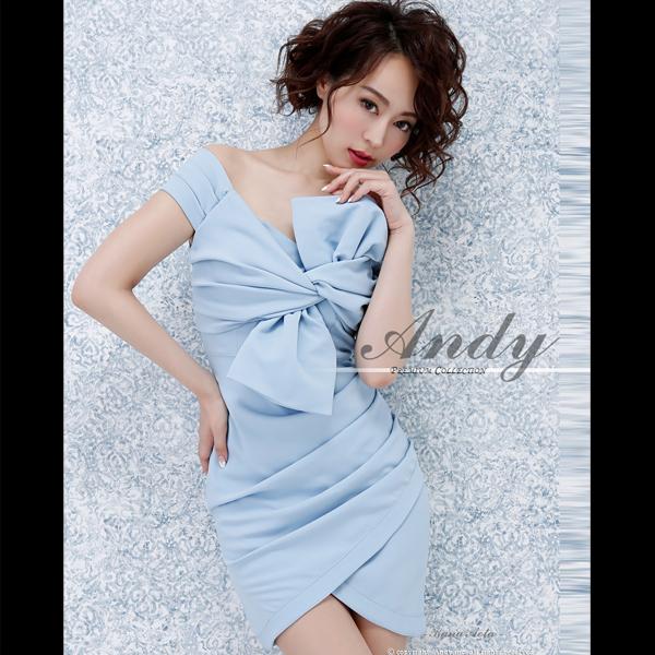 【ANDY ドレス】【S・Mサイズ】【送料無料】アンディ ドレス AN-OK1354