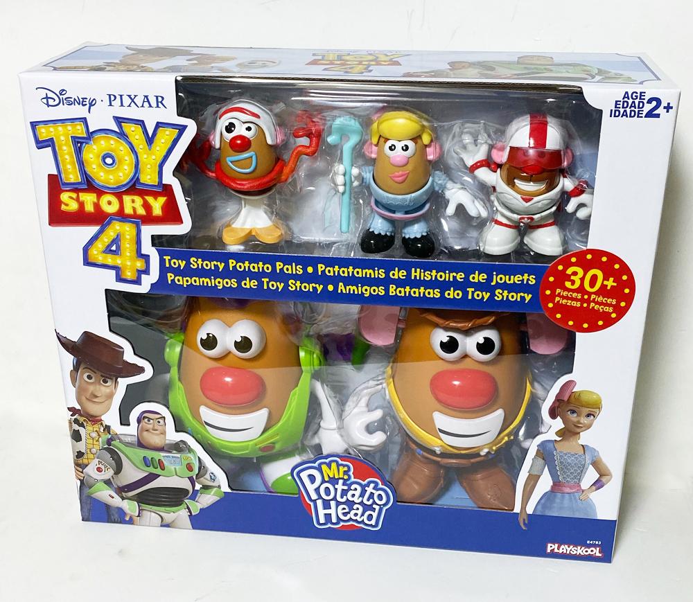 ビッグバージョン トイストーリー4 ミスターポテトヘッド変身シリーズ toystory4 宅配便送料無料