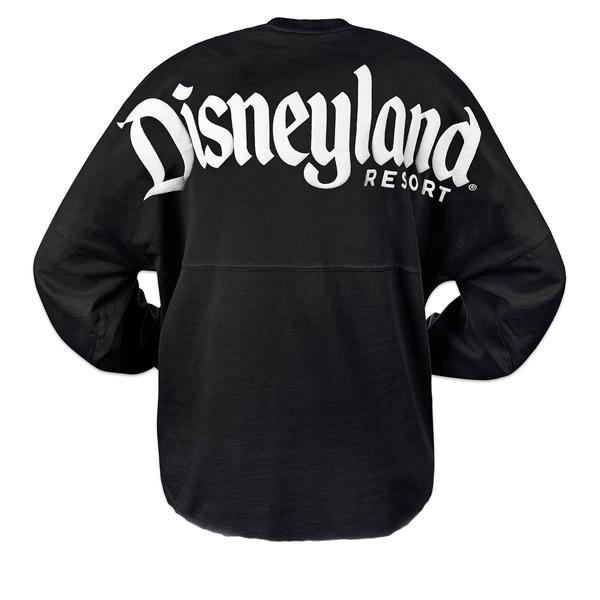 ディズニー スピリットジャージー ブラック カリフォルニアディズニー限定商品 Disneyland Spirit Jersey 大人用 宅配便送料無料