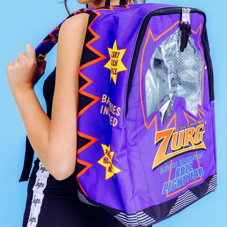Hype Disney Buzz Box Side Bag