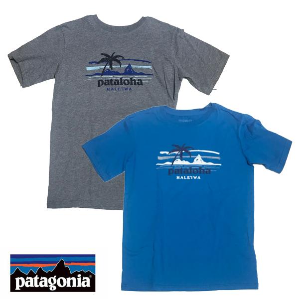 パタロハ ジュニア Tシャツ パタゴニア Patagonia Pataloha パタロハ ハワイ限定 ジュニア用 ネコポス便は送料無料