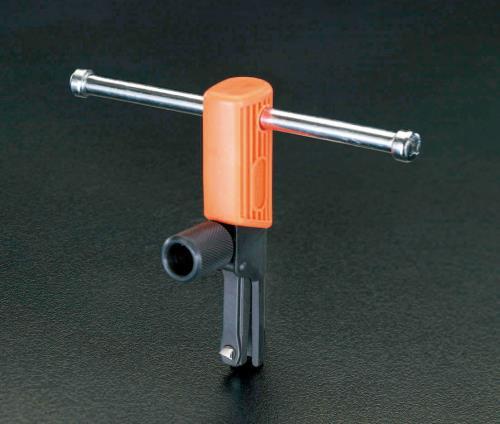 たがね、スクレーパ、ポンチ、サービスミラー、ねじ修正工具 お得セット ねじ山修正ツール 贈呈 エスコ ESCO ねじ山修正ツール 内ねじ EA603AC-1 12-16mm