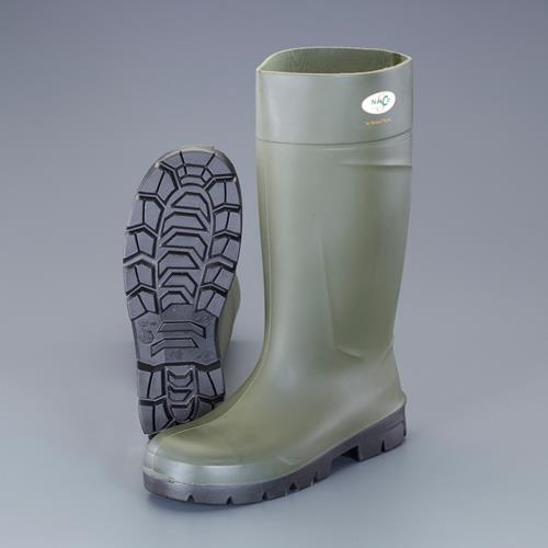 【安全保護具】【スニーカー・安全靴・長靴】 エスコ (ESCO) 29.0cm 長靴(安全) EA910LT-29