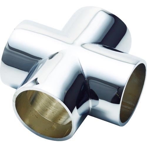 金物 建築資材 建築金物 手すり 品質保証 スロープ 期間限定お試し価格 フジテック 株 B28430 32mm B-28430 パイプ継手クロス ジャパン