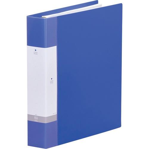 オフィス 超歓迎された 住設用品 文房具 ファイル リヒト 交換式クリヤーブック45枚 LAB. 最安値に挑戦 青 G38068 株 LIHIT G3806-8