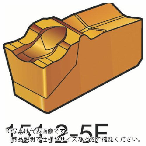 ) サンドビック(株)コロマントカンパニー R151.2250155F 【10個セット】 T-Max 235 ( サンドビック 突切り・溝入れチップ Q-カット R151.2-250