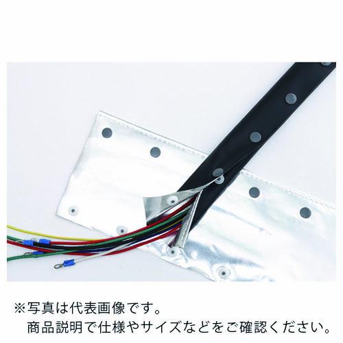 ご予約品 条件付送料無料 電子機器 電設配線部品 電線保護資材 ZTJ 電磁波シールドチューブ OLBF 070 日本ジッパーチュービング 株 ホックタイプ OLBF070 特別セール品