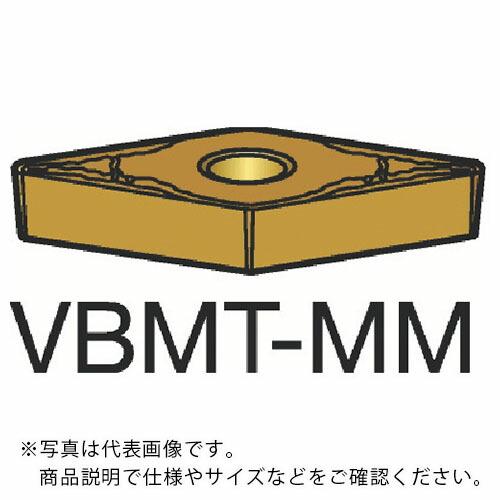 <title>条件付送料無料 切削工具 旋削 フライス加工工具 チップ サンドビック コロターン107 旋削用ポジ 1125 VBMT 数量限定 VBMT160404MM 10個セット 株 コロマントカンパニー</title>