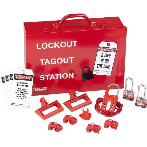 パンドウイット 電源制御用ロックアウトキット PSL-KT-PWR ( PSLKTPWR ) パンドウイットコーポレーション