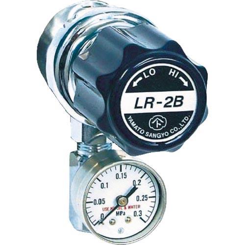 ヤマト 分析機用ライン圧力調整器 LR-2B L9タイプ LR2BRL9TRC ( LR2BRL9TRC ) ヤマト産業(株)