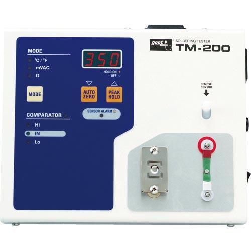 グット はんだこてテスター TM-200 ( TM200 ) 太洋電機産業(株)