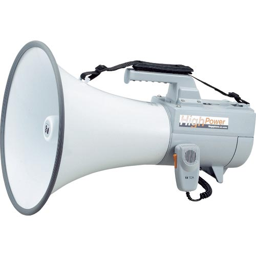 TOA ショルダーメガホン30Wホイッスル付 ER-2130W ( ER2130W ) TOA(株)
