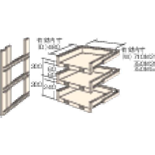 代引き人気 TRUSCO M3・M5型棚用スライド棚 HTMM9003 3段セット HTMM-9003(H900タイプ) ( ) HTMM9003 ) ( トラスコ中山(株), ブランド古着 スタートル:c117ea5a --- promilahcn.com