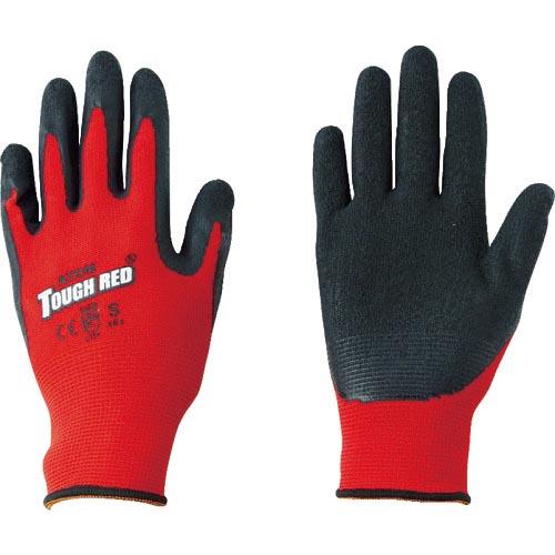 作業手袋 天然ゴム背抜き手袋 スーパーSALE対象商品 正規逆輸入品 アトム タフレッド 優先配送 M 株 1470-3P-M 14703PM 3双組