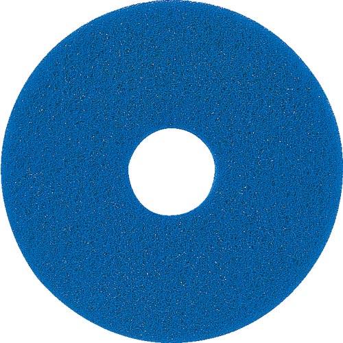 条件付送料無料 オフィス住設用品 清掃機器 ポリッシャー用オプション アマノ HAL701100 青 フロアパッド17 株 開店記念セール 5枚セット 送料無料でお届けします