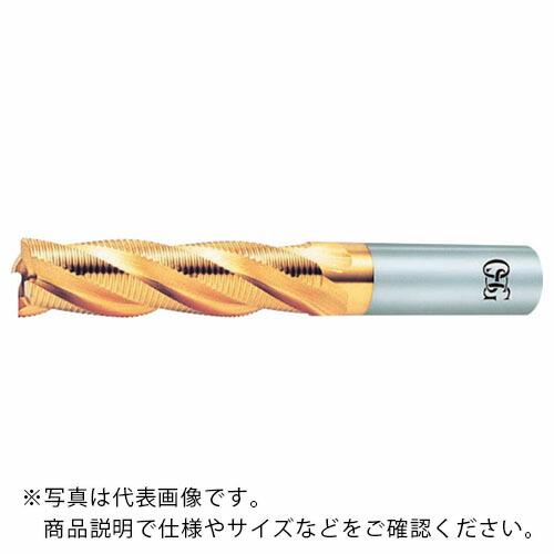 旋削 フライス加工工具 ハイスラフィングエンドミル 蔵 OSG ハイスエンドミル EX-TIN-RELF-12 アウトレット☆送料無料 EXTINRELF12 オーエスジー 88412 株