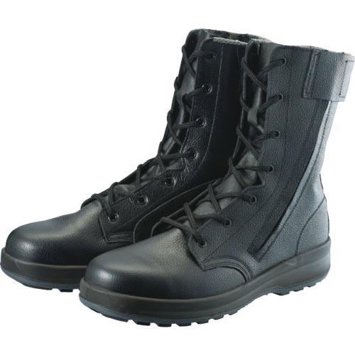 条件付送料無料 環境安全用品 安全靴 クリアランスsale 期間限定 作業靴 静電安全靴 JIS規格品 スーパーSALE対象商品 株 WS33HIFR24.5 24.5cm WS33HIFR-24.5 長編上靴 WS33HiFR シモン お得