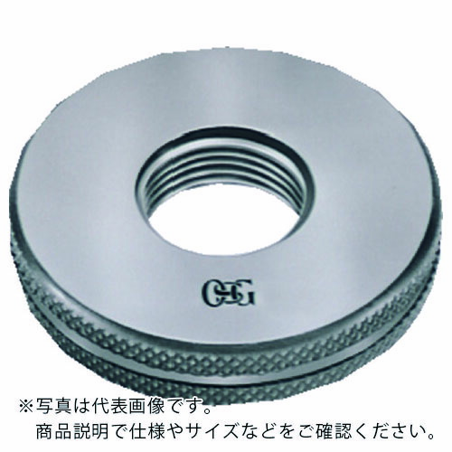 OSG ねじ用限界リングゲージ メートル(M)ねじ 30678 LG-IR-2-M9X0.75(30678) ( LGIR2M9X0.75 ) オーエスジー(株)