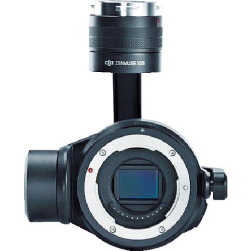 DJI Zenmuse X5S ジンバル&カメラ(レンズ無) D-141201 ( D141201 ) DJI JAPAN(株)