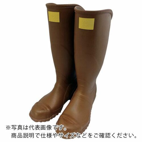ワタベ 電気用ゴム長靴(先芯入り)26.0cm 242-26.0 ( 24226.0 ) 渡部工業(株)