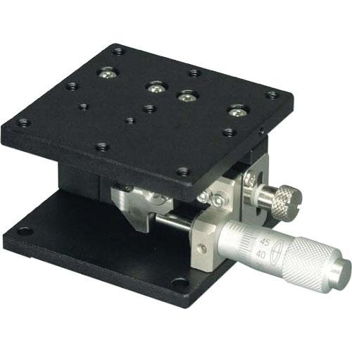条件付送料無料 測定 お買い得品 計測用品 光学 精密測定機器 精密ステージ 中央精機 LV60421 Z昇降ステージ 株 LV-6042-1 60×60 ハイグレード 割引