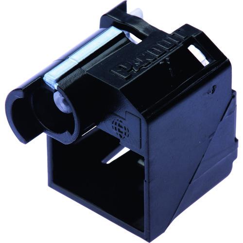 パンドウイットコーポレーション PSL-DCPLRX-BL-C 100個入り ( PSLDCPLRXBLC 黒 パンドウイット ) パッチコードロック PSL-DCPLRX-BL-C