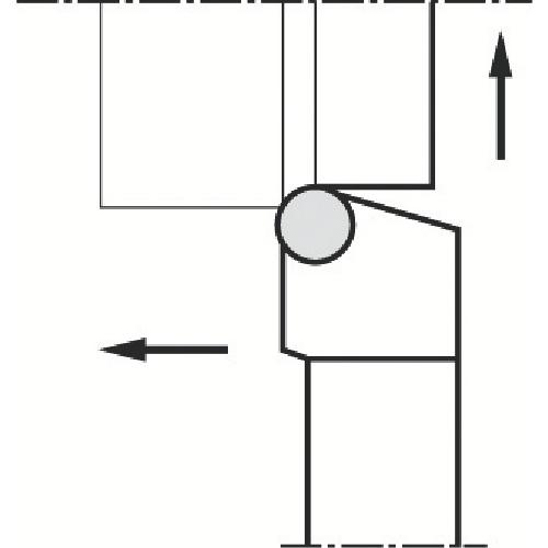 条件付送料無料 切削工具 旋削 流行のアイテム フライス加工工具 ホルダー 京セラ CRSNL2525M094 外径加工用ホルダ 全店販売中 SPKセラミック CRSNL2525M09-4 株 メーカー取寄