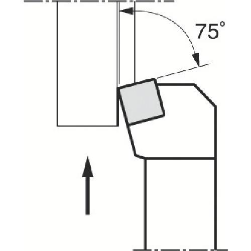 条件付送料無料 切削工具 旋削 初売り フライス加工工具 休み ホルダー 京セラ メーカー取寄 株 CSKNR2525M12ID7 外径加工用ホルダ SPKセラミック CSKNR2525M12-ID7