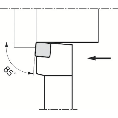 条件付送料無料 切削工具 旋削 フライス加工工具 ホルダー 京セラ メーカー取寄 店内全品対象 株 CSXNR2525M12-IX7 CSXNR2525M12IX7 外径加工用ホルダ 新作多数 SPKセラミック