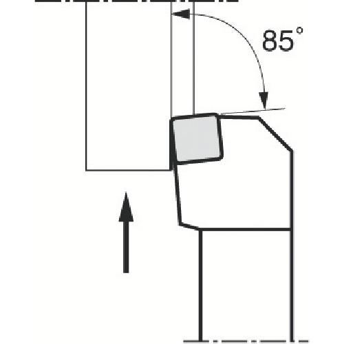 店内限界値引き中 セルフラッピング無料 定価 条件付送料無料 切削工具 旋削 フライス加工工具 ホルダー 京セラ 株 外径加工用ホルダ メーカー取寄 CSYNR2525M12-ID4 CSYNR2525M12ID4 SPKセラミック
