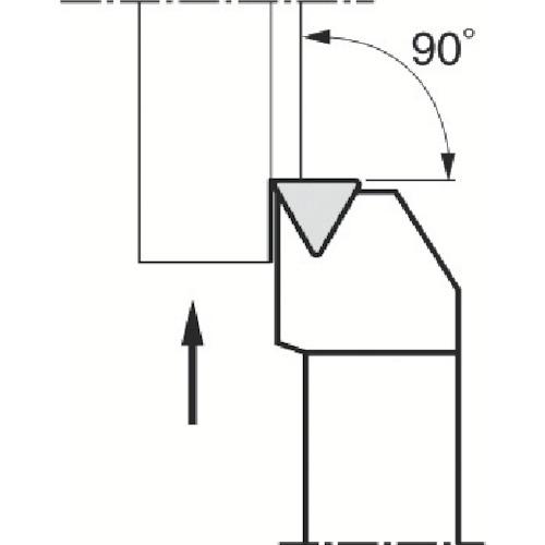 条件付送料無料 メーカー直売 切削工具 割引 旋削 フライス加工工具 ホルダー 京セラ 株 CTFNR2525M16-ID4 外径加工用ホルダ CTFNR2525M16ID4 SPKセラミック メーカー取寄