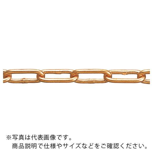 2021高い素材  水本 銅チェーン CU-9 長さ・リンク数指定カット 14.1~15m CU-9-15C ( CU915C ) (株)水本機械製作所 【メーカー取寄】, ミナミムログン 0c49edc5