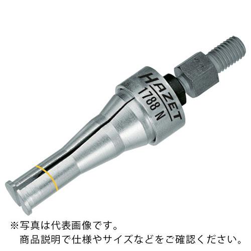 条件付送料無料 手作業工具 レンチ スパナ プーラー ベアリングプーラー HAZET 1788N14 インターナルエクストラクター HAZET社 予約 接続ネジ仕様:M10 1788N-14 メーカー取寄 NEW