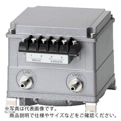 ( EMT1B1FMD300 【メーカー取寄】 伝送器 4線式 ) EMT1B 300Pa マノスター 4-20mA (株)山本電機製作所 金属管用