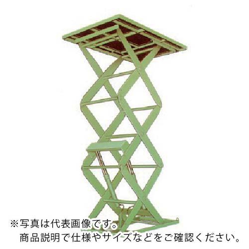 春先取りの 河原 3段式リフトテーブル KTLシリーズ KTL-1224-45-1 (1TON) ) ( KTL1224451 KTL-1224-45-1 ) (株)河原 (1TON)【メーカー取寄】, グルメ本舗:e4ce2841 --- easyacesynergy.com