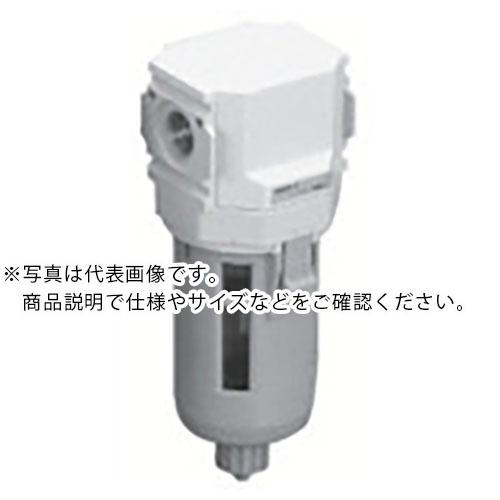 条件付送料無料 爆安プライス 空圧用品 時間指定不可 空圧 油圧機器 エアユニット CKD モジュラータイプセレックスFRL オイルミストフィルタ 株 メーカー取寄 M4000-10-W-F1 M400010WF1