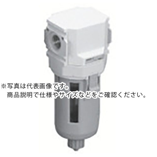 条件付送料無料 空圧用品 空圧 油圧機器 エアユニット CKD 株 プレゼント オイルミストフィルタ M40008WF1 最新号掲載アイテム メーカー取寄 M4000-8-W-F1 モジュラータイプセレックスFRL