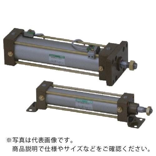【メーカー取寄】 SCA2-TA-40B-200 CKD(株) ( セレックスシリンダ支持金具アリ ) SCA2TA40B200 CKD