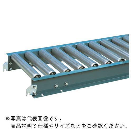 搬送機器 コンベヤ スチールローラーコンベヤ 三鈴 スロットインローラコンベヤMSS42型1.4T ローラー幅800P50 MSS42800530 メーカー取寄 3.0m 株 三鈴工機 超歓迎された 日本最大級の品揃え MSS42-800530