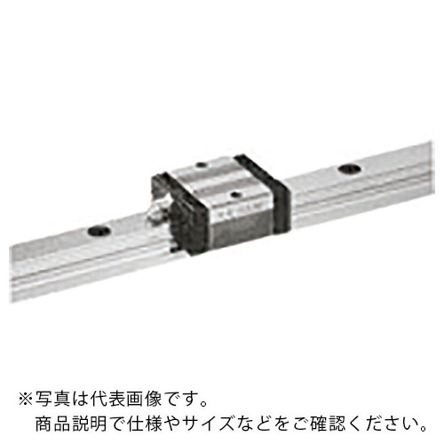 NB スライドガイド用レールSGL15形L=1660 ( SGL151660 ) 日本ベアリング(株) 【メーカー取寄】 SGL15-1660