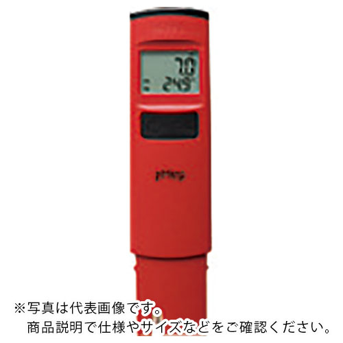 研究用品 出色 理化学用品 分注器 TGK pHテスター 期間限定お試し価格 HI98107N 766-66-01-36 東京硝子器械 メーカー取寄 株 766660136
