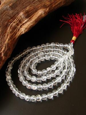 期間限定特別価格 AAAA級 108玉 クル渓谷産(ヒマラヤ産)高級 天然ヒマラヤ水晶 108玉 ロングネックレス 全長86cm 全長86cm 数珠(ジャパマーラー)※実際の商品には親玉セット(親玉+ボサ)が付いています。, AmericanStyle 33:10c03665 --- supercanaltv.zonalivresh.dominiotemporario.com
